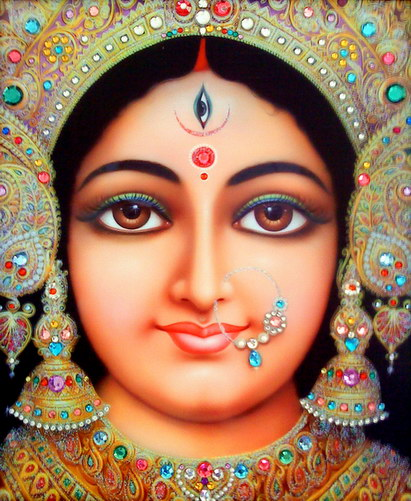Goddess of the Day: Parvati
